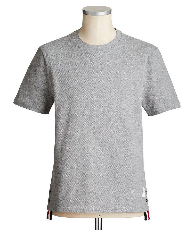 Cotton Piqué T-Shirt image 0