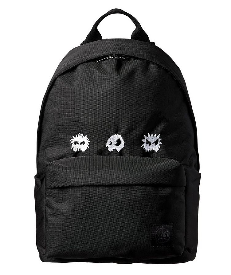 Embroidered Backpack image 0