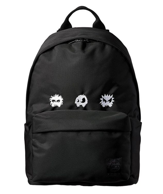 Embroidered Backpack picture 1