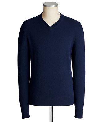Raffi V-Neck Cashmere Sweater