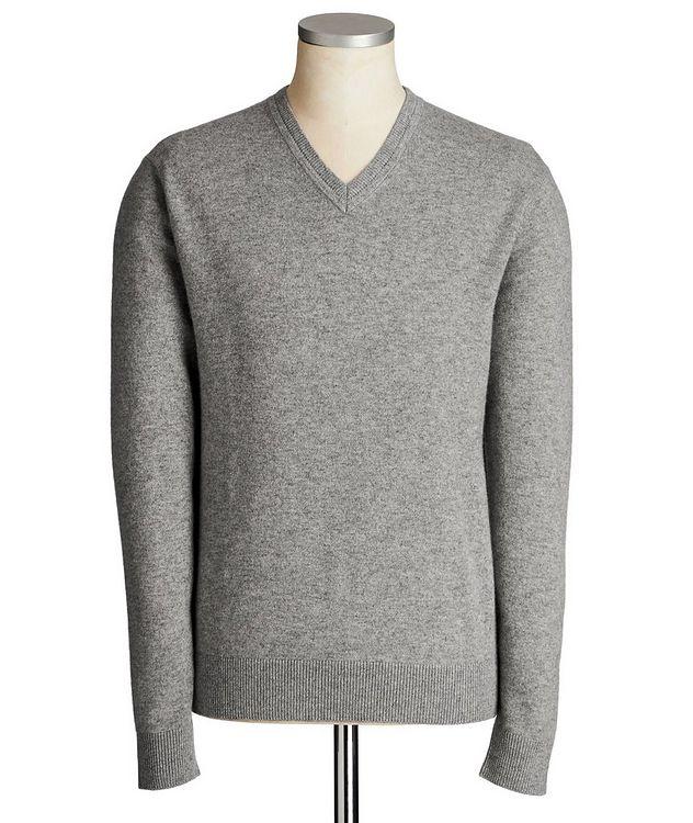 V-Neck Cashmere Sweater picture 1
