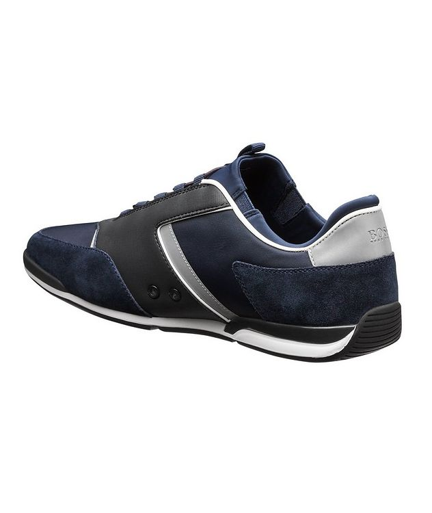 Saturn Low-Top Slip-On Sneakers picture 2
