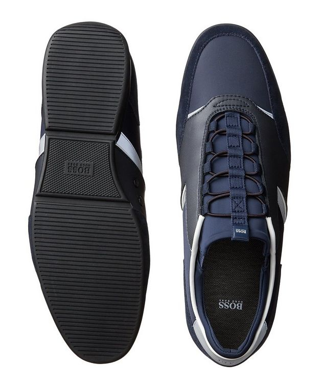 Saturn Low-Top Slip-On Sneakers picture 3