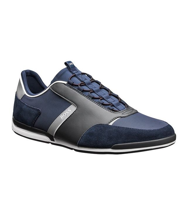 Saturn Low-Top Slip-On Sneakers picture 1