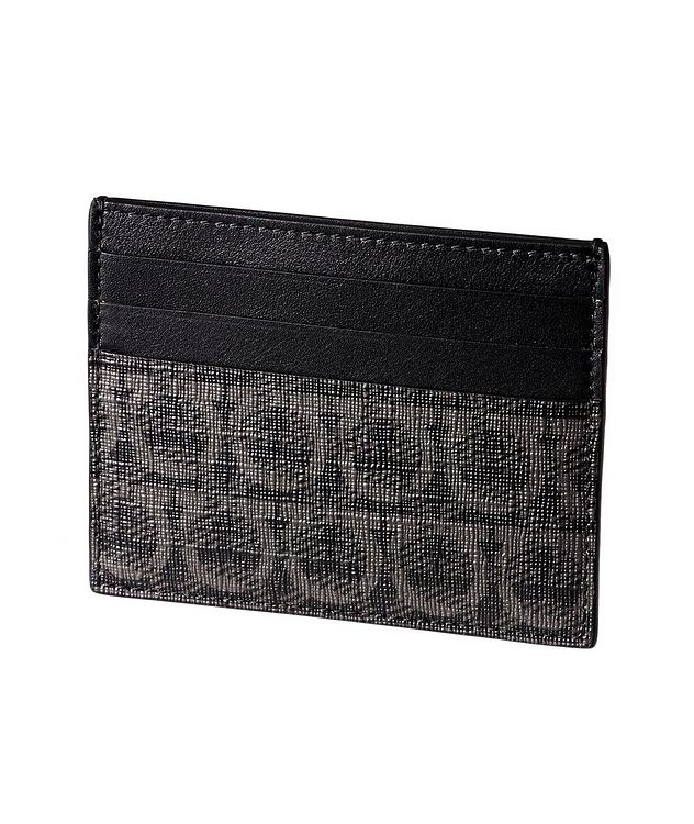 Printed Leather Cardholder picture 2