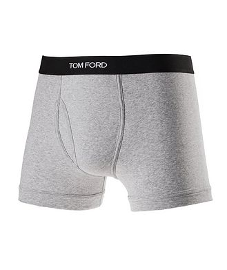 Tom Ford Cotton Jersey Boxer Briefs