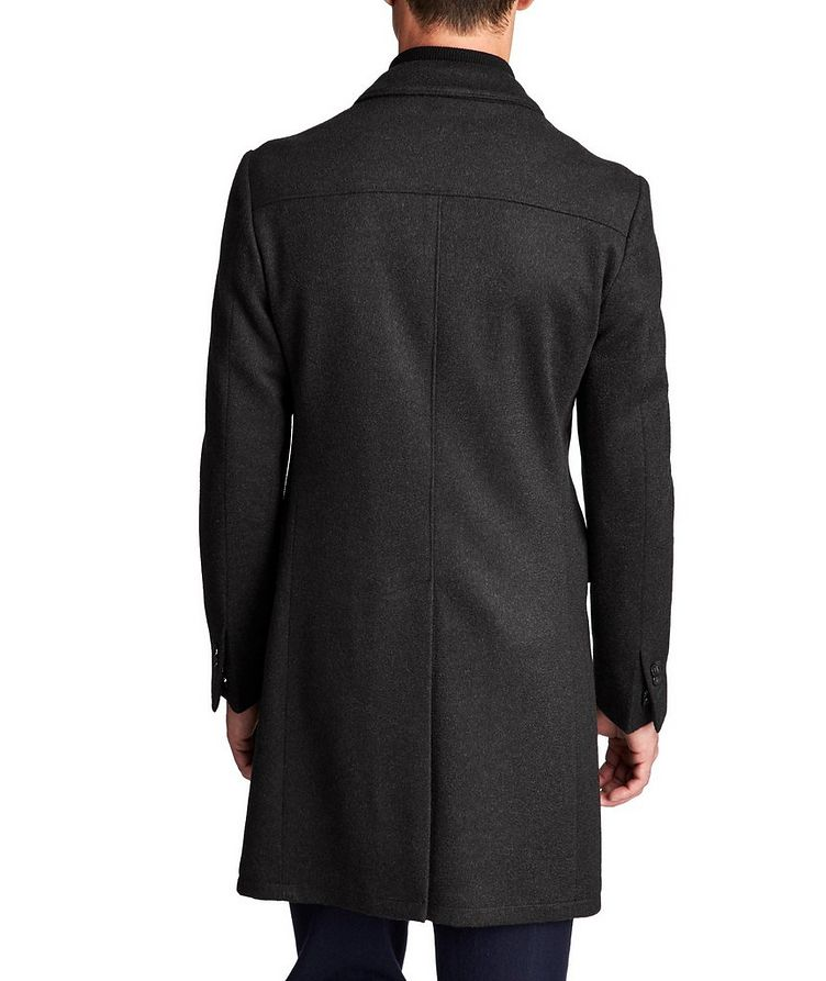 Wool Overcoat image 1