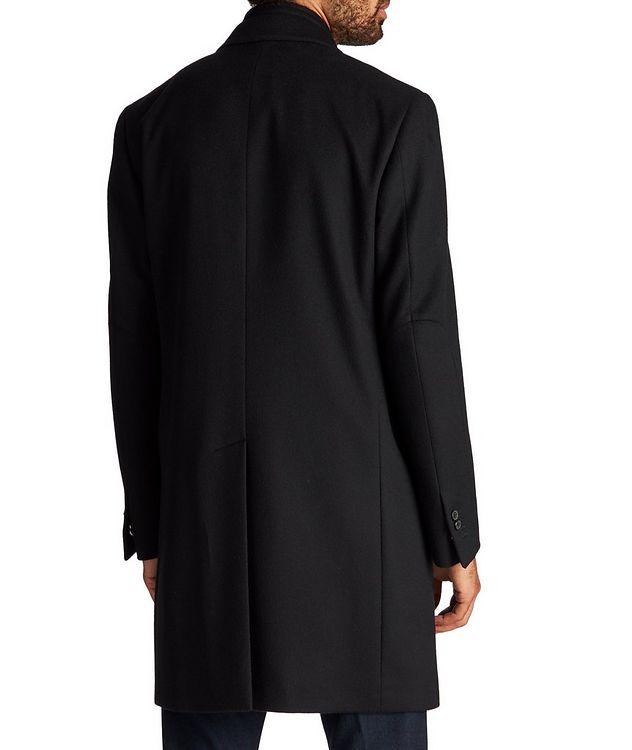 Manteau en laine picture 2