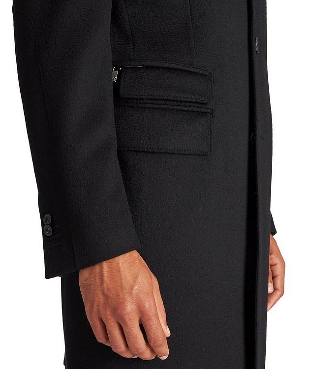 Manteau en laine picture 3