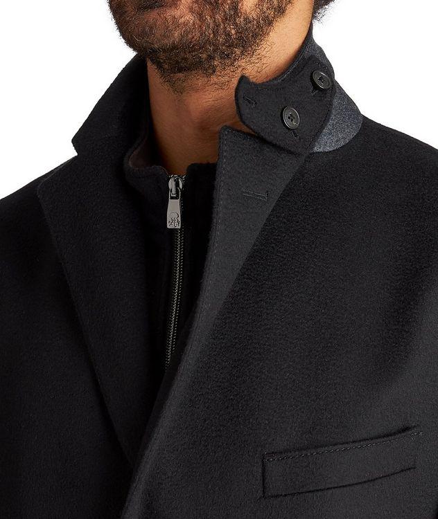 Manteau en laine picture 4