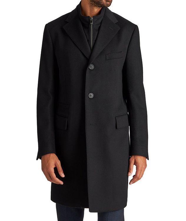 Manteau en laine picture 1