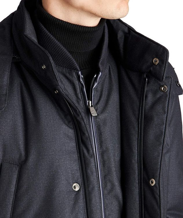 Water-Resistant Field Jacket picture 5