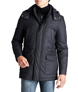 Corneliani Water-Resistant Field Jacket