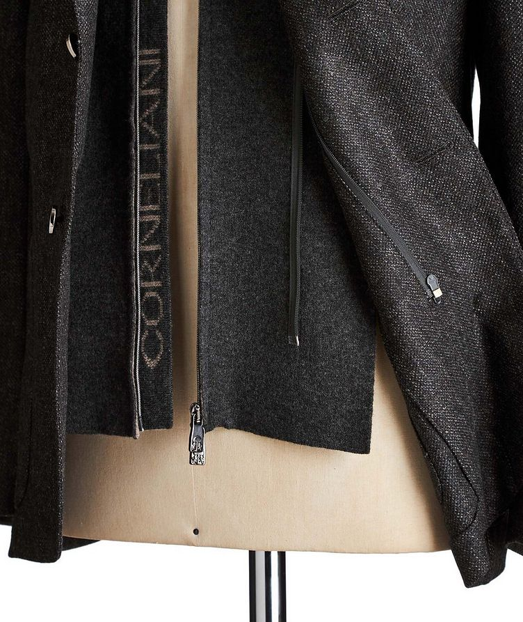 Unstructured Sports Jacket image 2