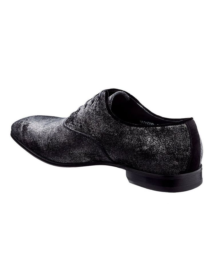 Velvet Oxfords image 1