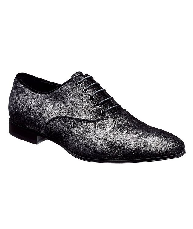 Velvet Oxfords picture 1