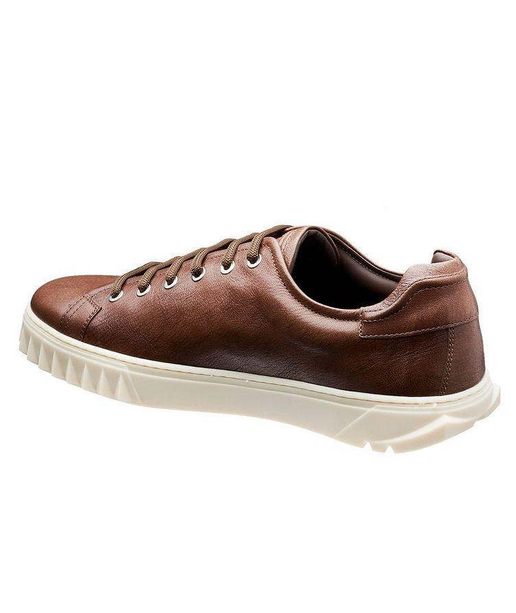 Chaussure sport en cuir image 1