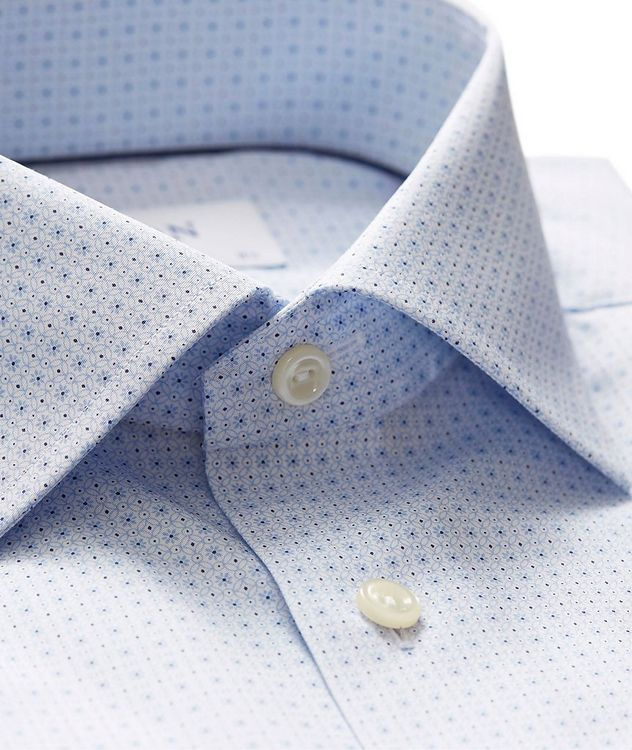 Contemporary Fit Neat-Printed Dress Shirt picture 2