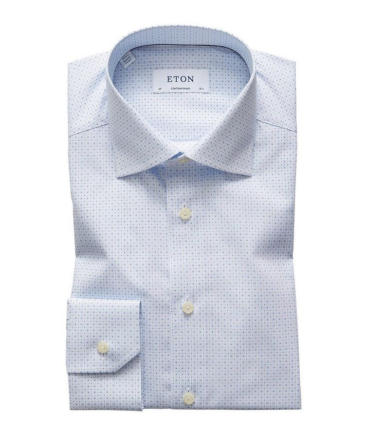 Contemporary Fit Neat-Printed Dress Shirt image 0