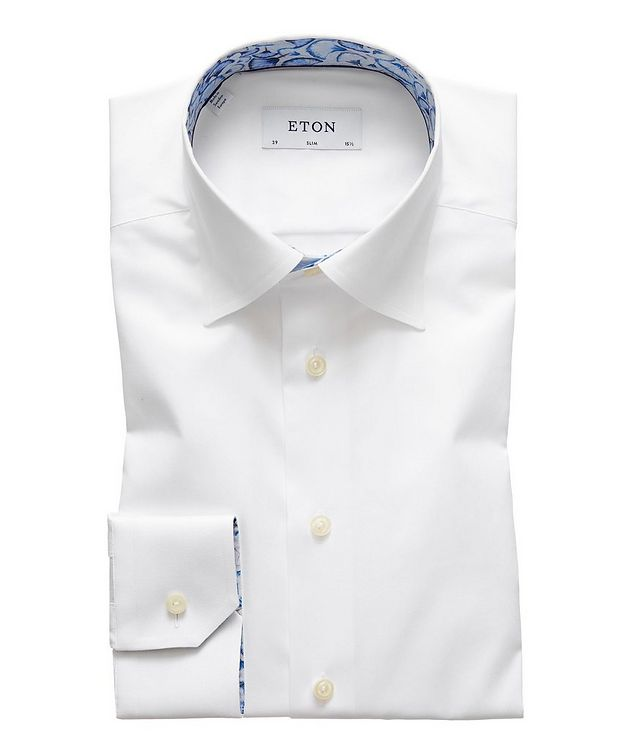 Slim Fit Dress Shirt picture 1