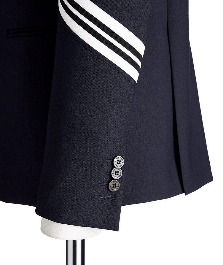 Slim Fit Wool-Blend Sports Jacket image 2