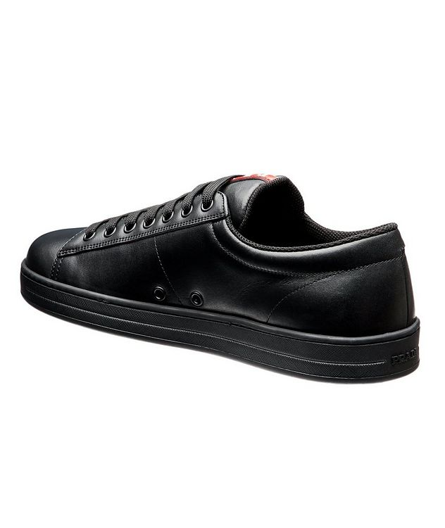 Linea Rossa Calfskin Sneakers picture 2