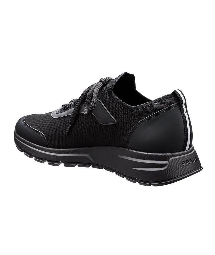 Low-Top Knit Sneaker image 1