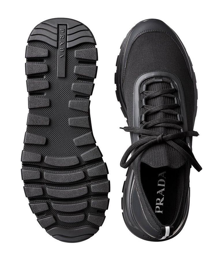 Low-Top Knit Sneaker image 2