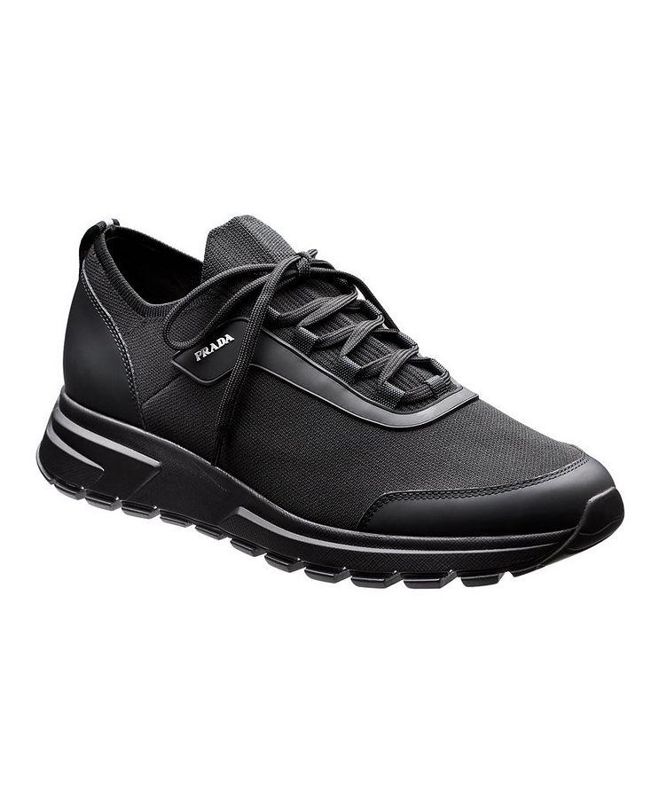 Low-Top Knit Sneaker image 0