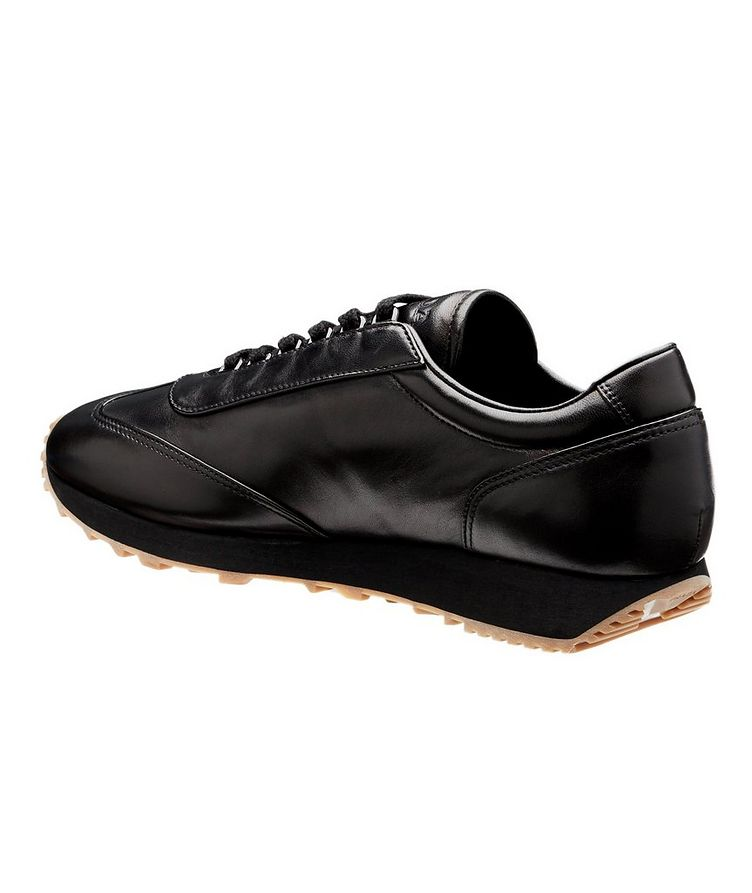 Nappa Leather Sneakers image 1