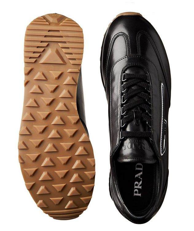 Nappa Leather Sneakers picture 3