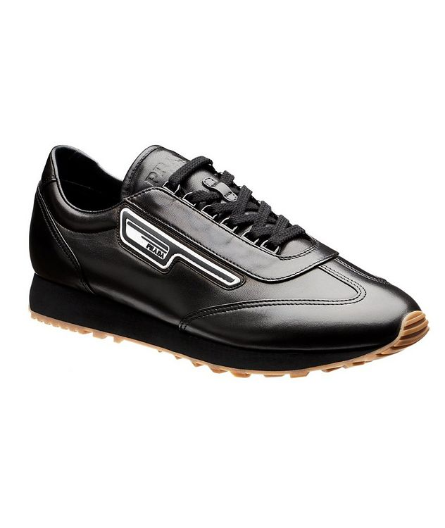 Nappa Leather Sneakers picture 1