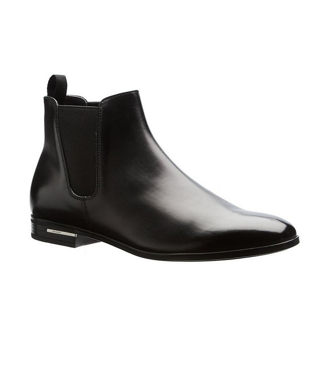 Leather Chelsea Boots picture 1
