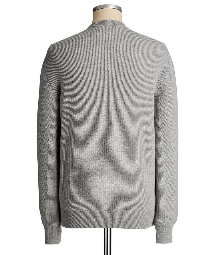 Wool-Cashmere Knit Sweater image 1