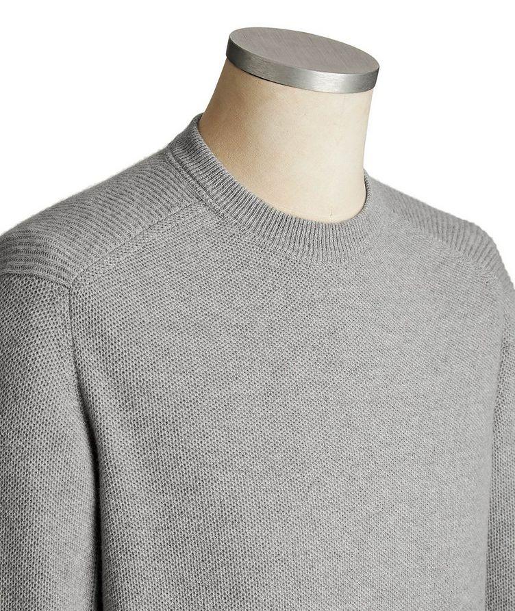 Wool-Cashmere Knit Sweater image 2