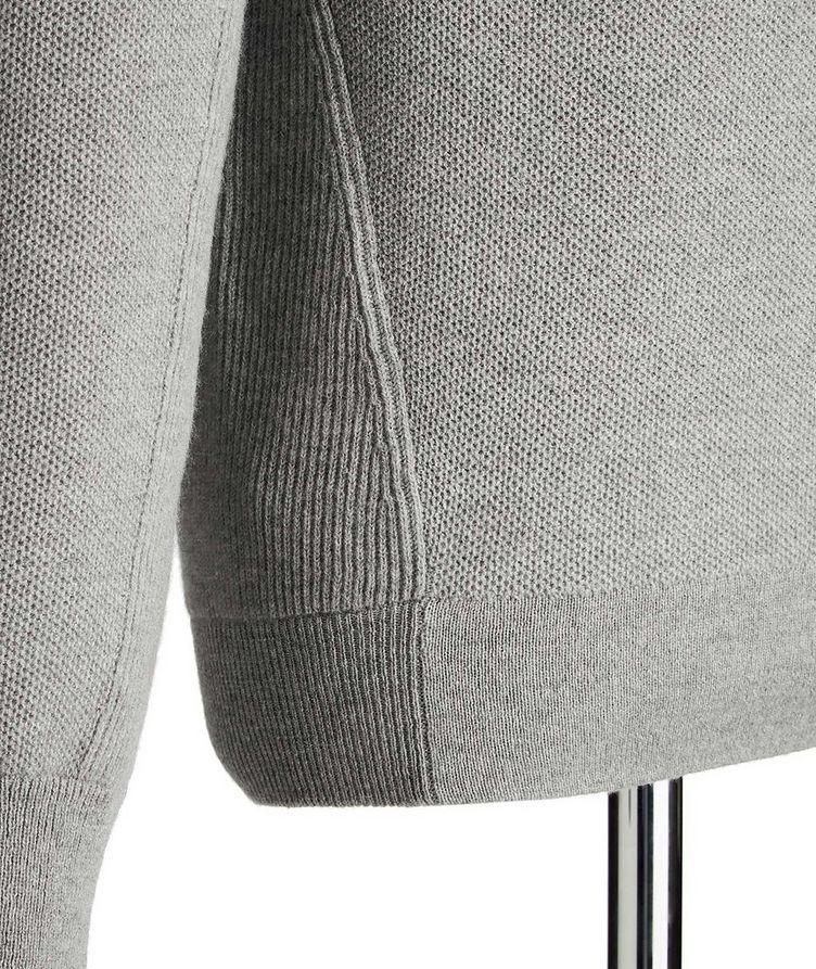 Wool-Cashmere Knit Sweater image 3