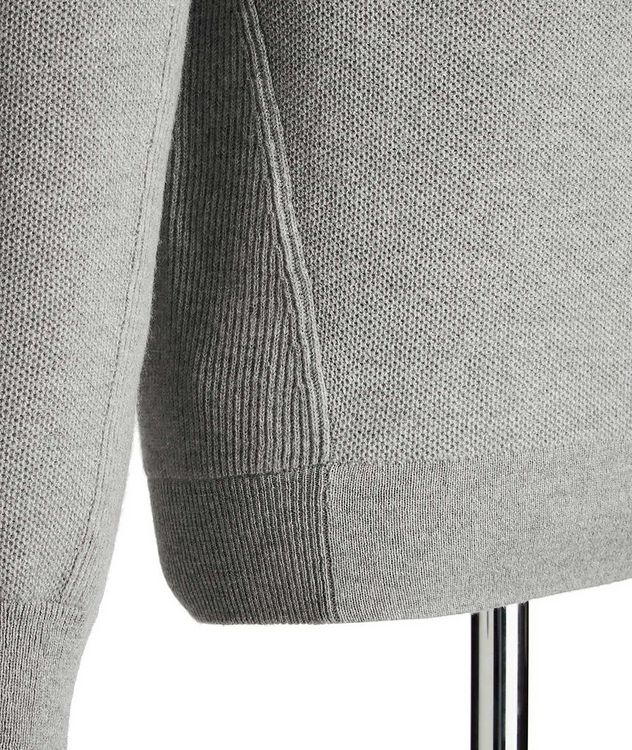 Wool-Cashmere Knit Sweater picture 4