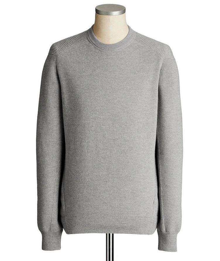 Wool-Cashmere Knit Sweater image 0