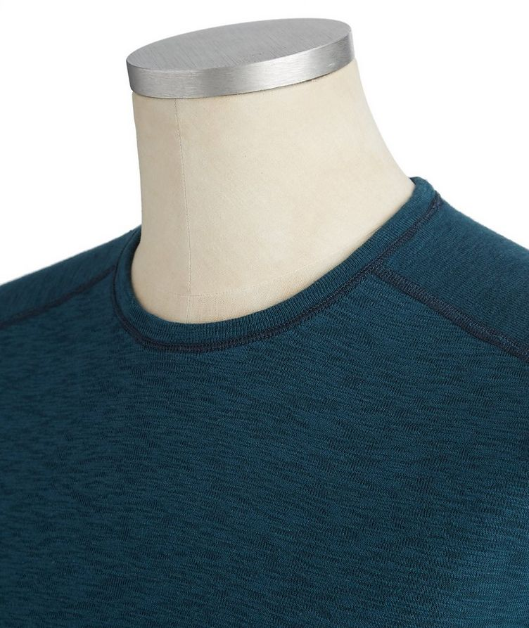 Burnout Cotton T-Shirt image 1