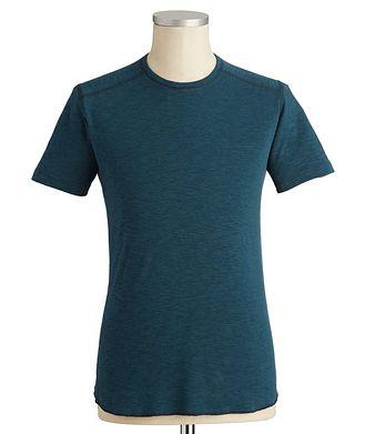 Wings & Horns Burnout Cotton T-Shirt