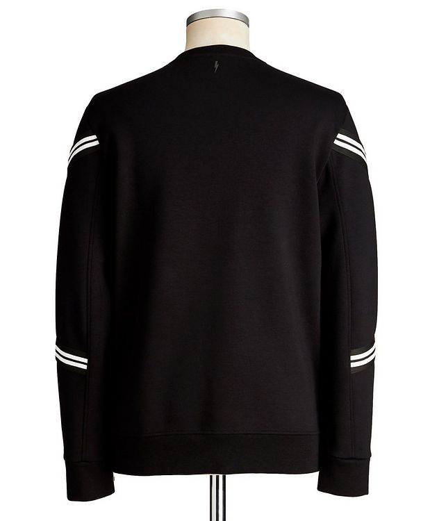 Side-Zip Scuba Sweatshirt picture 2