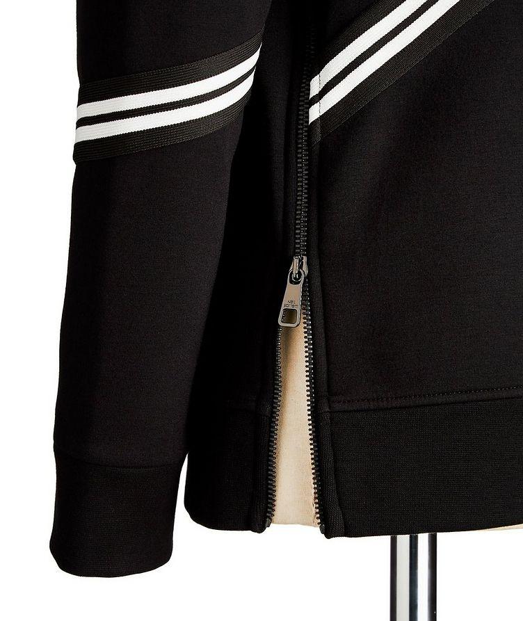Side-Zip Scuba Sweatshirt image 2