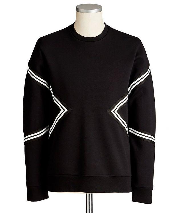 Side-Zip Scuba Sweatshirt picture 1