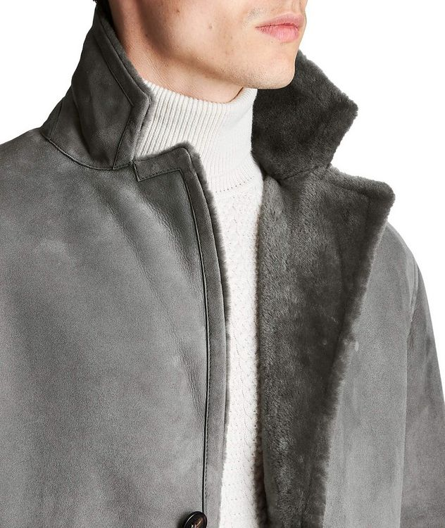 Shearling Coat picture 4