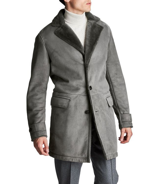 Shearling Coat picture 1