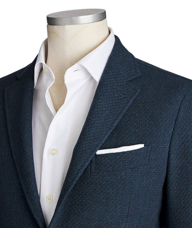Unstructured Cashmere Sports Jacket image 1