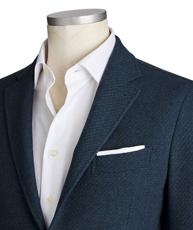 Unstructured Cashmere Sports Jacket picture 2