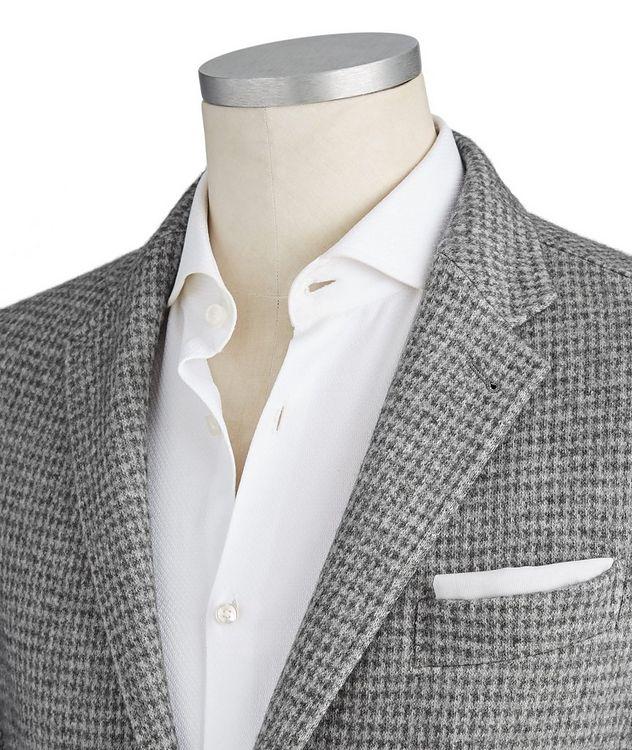 Zen Silk-Cashmere Sports Jacket picture 2