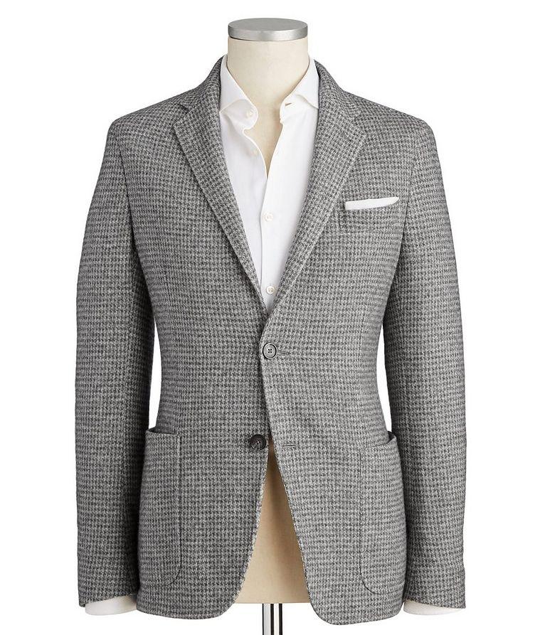 Zen Silk-Cashmere Sports Jacket image 0