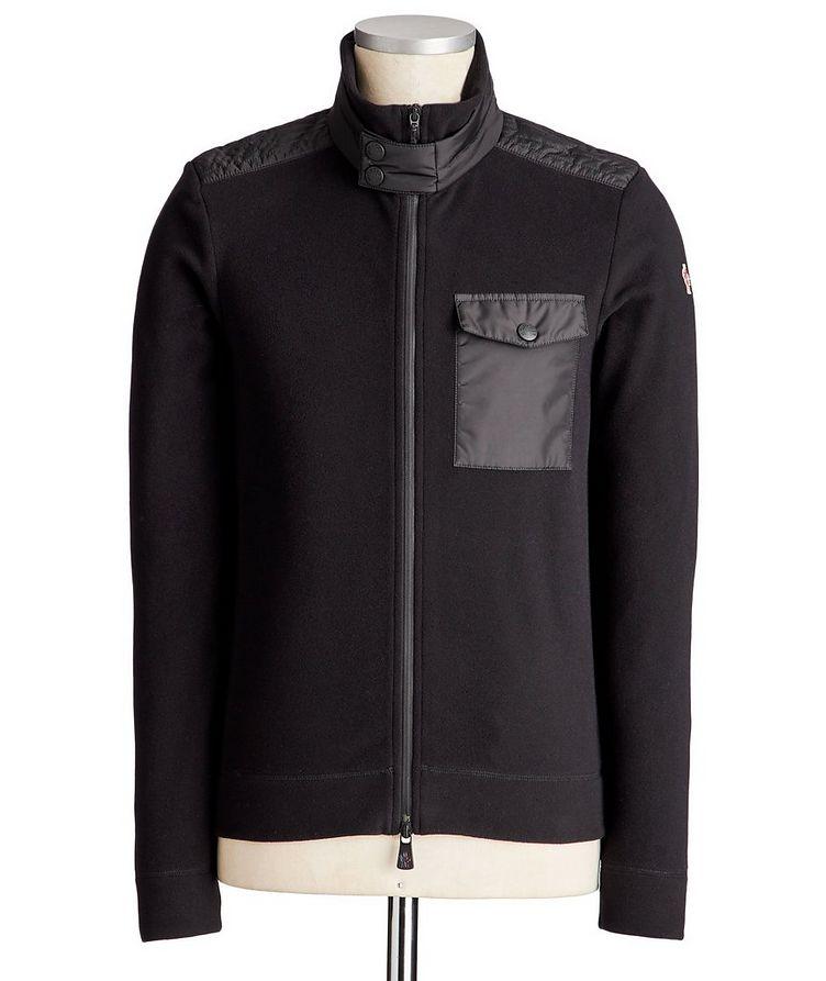 Grenoble Zip-Up Sweater image 0